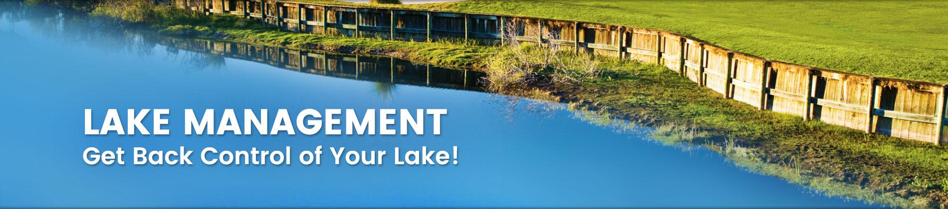 Lake Management in DeLand, FL